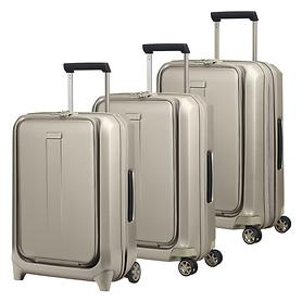 Samsonite Prodigy Trolleys, ivory gold, 2 & 4 Rollen