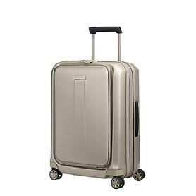 Samsonite Prodigy, 55 cm, Trolley, ivory gold, 4 Rollen, Kabinengepäck, erweiterbar