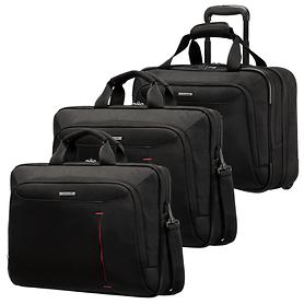 Samsonite Guardit Laptop Aktentaschen und Rolling Tote 2 R. schwarz