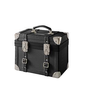 Ciak Roncato Vintage, 33 cm, Beautycase, schwarz