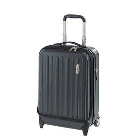 Hardware Profile Plus, 55 cm, Business-Trolley, schwarz, 2 Rollen