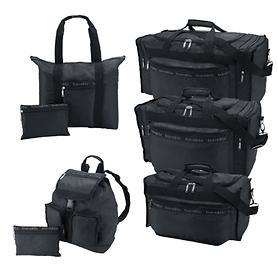 Travelite MiniMax Reisetaschen, Shopper und Rucksack schwarz