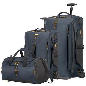 Samsonite Paradiver light Reisetaschen, Jeans blau, 2 Rollen
