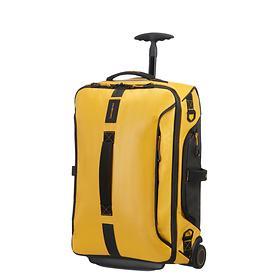 Samsonite Paradiver light, 55 cm, Reisetasche, gelb, 2 Rollen