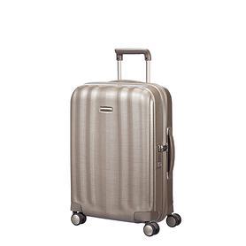 samsonite-lite-cube-55-cm-trolley-ivory-gold-4-rollen-kabinengepack