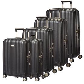 Samsonite Lite Cube Trolleys graphite 4 Rollen