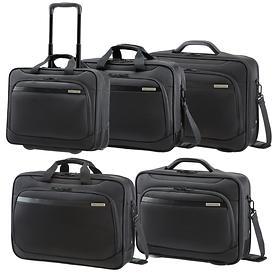 Samsonite Vectura Laptoptaschen und Office Case schwarz 2 Rollen