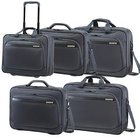 Samsonite Vectura Laptoptaschen und Office Case sea grey 2 Rollen