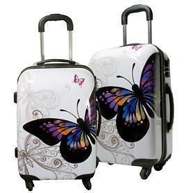 trolley-set-butterfly-2-teilig-4-rollen