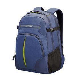 Samsonite Rewind, 55 cm, Laptop-Rucksack, 45 cm, dark blue, erweiterbar
