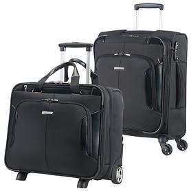 Samsonite XBR Rolling Tote, Mobile Office, Laptop- und Aktentasche, schwarz