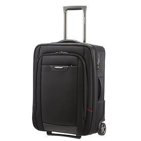 Samsonite Pro-DLX 4, 55 cm, Trolley, schwarz, 2 Rollen, Kabinengepäck