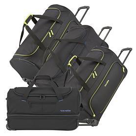 travelite Basics Reisetaschen schwarz