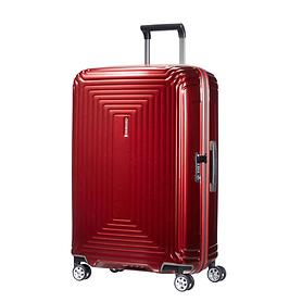 Samsonite Neopulse, 69 cm, Trolley, metallic red, 4 Rollen