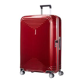 Samsonite Neopulse, 75 cm, Trolley, metallic red, 4 Rollen