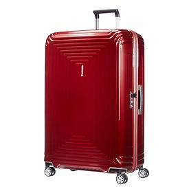 Samsonite Neopulse, 81 cm, Trolley, metallic red, 4 Rollen