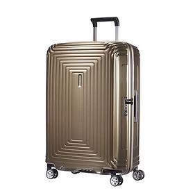 Samsonite Neopulse, 69 cm, Trolley, metallic sand, 4 Rollen