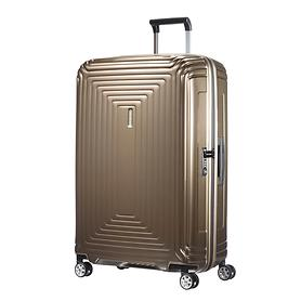 Samsonite Neopulse, 75 cm, Trolley, metallic sand, 4 Rollen