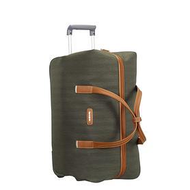 Samsonite Lite DLX 55 cm Rollenreisetasche dark olive 2 Rollen