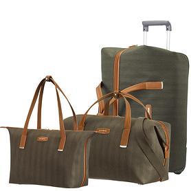 Samsonite Lite DLX Reise- und Handtasche dark olive