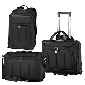 Victorinox VX One Kleidersack, Backpack & Rolling Briefcase black
