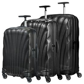 Samsonite Cosmolite Trolleys 4 Rollen & Beautycase, schwarz