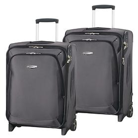 Samsonite X'Blade 3.0 Trolleys & Rolling Tote, grey/black, 2 Rollen