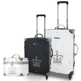 Koffer-Serie Vintage Style