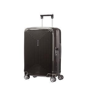 Samsonite Neopulse 55 cm Trolley metallic black 4 R. Kabinengepäck
