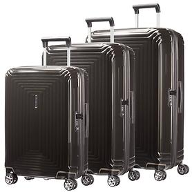 Samsonite Neopulse Trolleys metallic black 4 R.