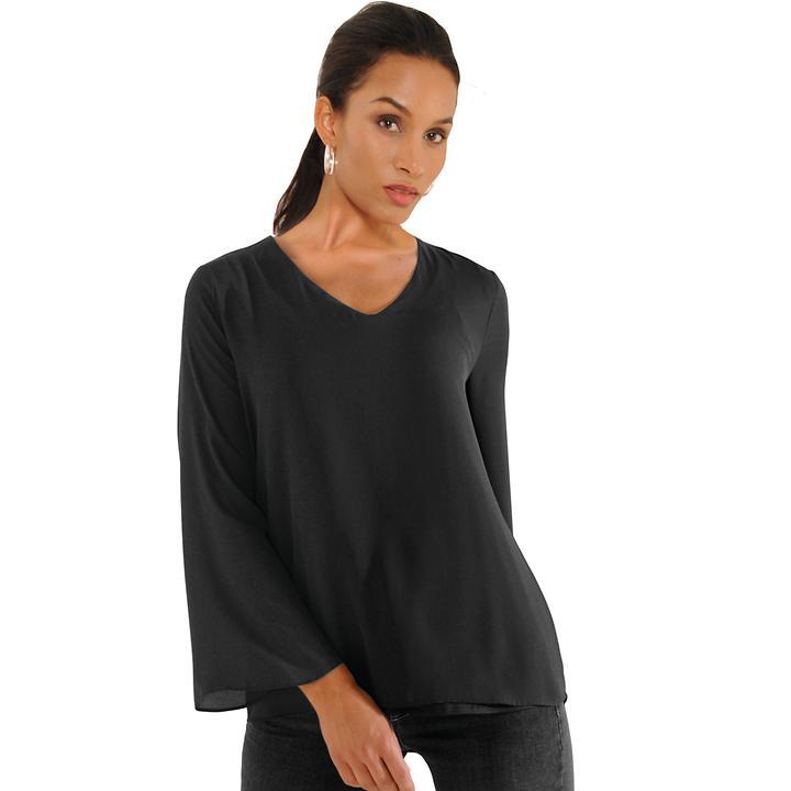 Shirt Viktoria schwarz Gr. 40