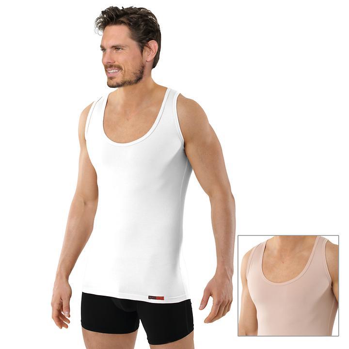 Trägerunterhemd Slim