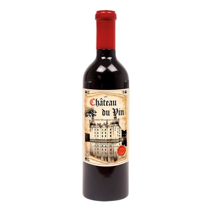 Pfeffermühle BOTTLE in Weinflaschen-Form
