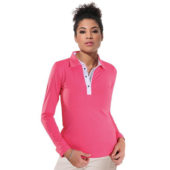 Langarm-Shirt Meryl flamingo Gr. 36
