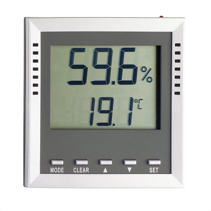 Thermometer & Hygrometer Klima Guard