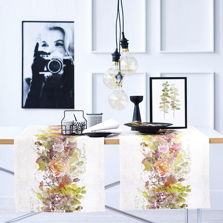 Tischläufer Bouquet