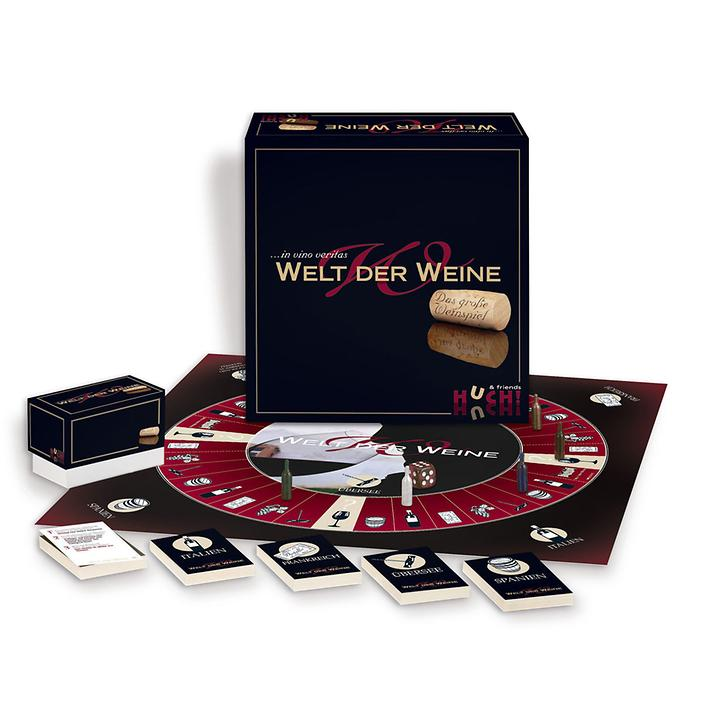 Spiel Welt der Weine