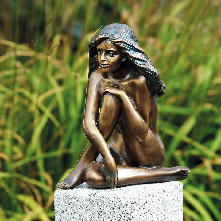 Skulptur Demi