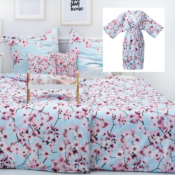 Bettwäsche-Serie Blossom