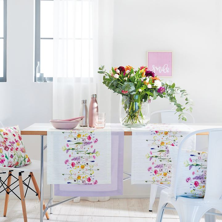 Textil-Serie Spring Flowers