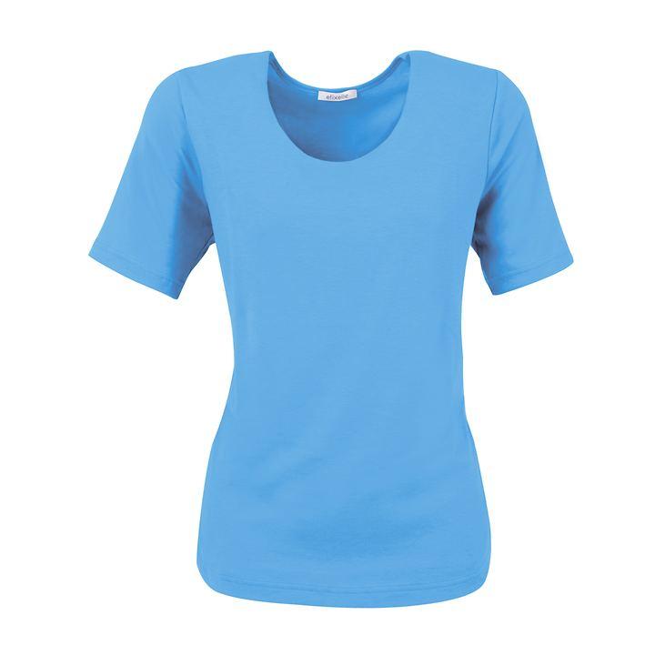Shirt Paris hellblau Gr. 36