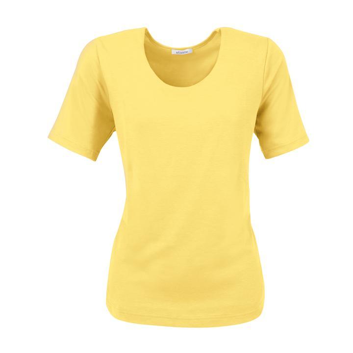 Shirt Paris gelb, Gr. 48