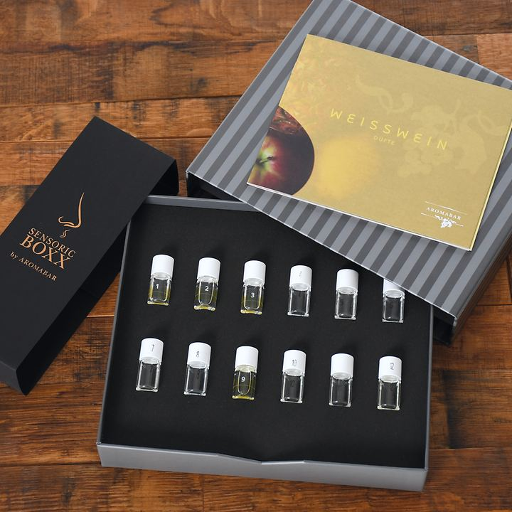 AROMABAR Classic Edition Weißwein (12 Aromen)