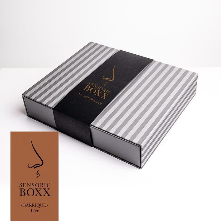 AROMABAR Classic Edition Barrique (12 Aromen)