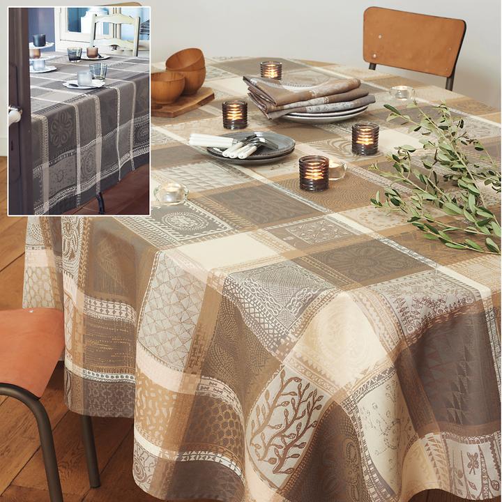 Jacquard-Tischdecken & Sets von Garnier-Thiebaut