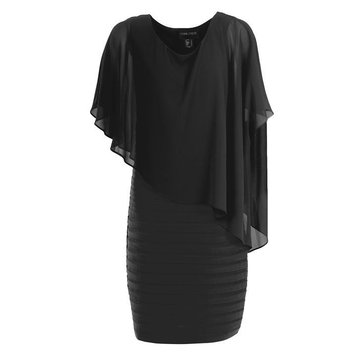 Kleid Sonya, schwarz, Gr. 48