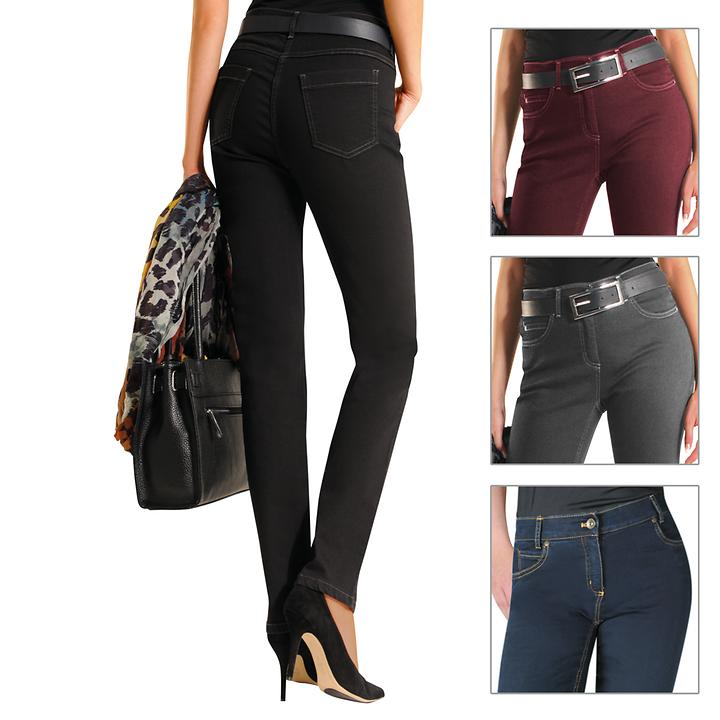 5 Pocket Shaping Jeans
