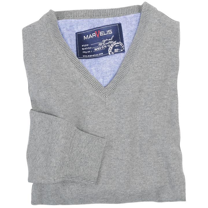 Pullover Alex hellgrau Gr. XXL