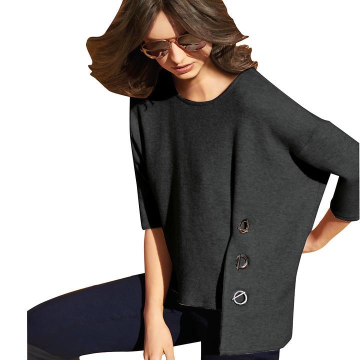 Pullover Olga schwarz Gr. 38