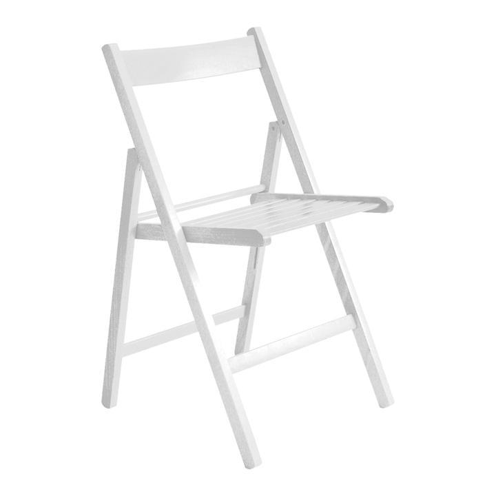 Klapp-Stuhl, 4er-Set & Klapp-Tische